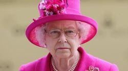 Non, la reine Elizabeth II n'est pas