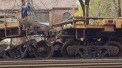 Un nombre insuffisant de freins étaient actionnés sur le train qui a déraillé dans
