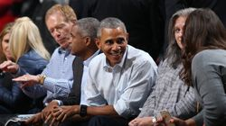 Barack Obama qui chante «Thriller» de Michael Jackson = perfection