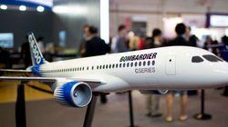 Premier vol du nouveau moyen-courrier de Bombardier