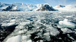 Le trou dans l'ozone au-dessus de l'Antarctique est