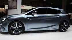 Une édition spéciale de la WRX STI et un concept Impreza pour Subaru à Tokyo