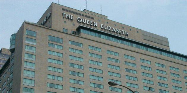 L'hôtel Reine Elizabeth fermera pendant un an pour des rénovations