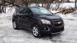 Aperçu éclair : Chevrolet Trax 2015