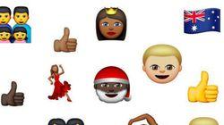 Les emoji d'Apple s'ouvrent à la