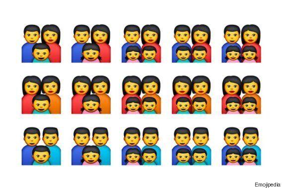 Les nouveaux emoji d'Apple s'ouvrent à la diversité