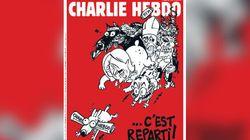 La Une du prochain «Charlie Hebdo»