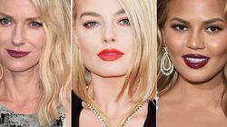 Oscars: les plus beaux looks beauté du tapis rouge