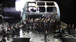 Oscars 2015 : Common et John Legend offrent une performance