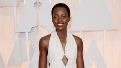Oscars 2015: Lupita Nyong'o et ses 6000 perles