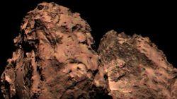 Surprise! De l'oxygène dans l'atmosphère de la comète