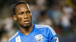 Didier Drogba a été élu le joueur du mois