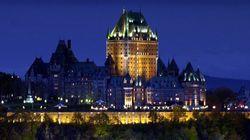 Le Vieux-Québec de nuit comme vous ne l'avez jamais