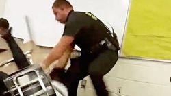 Arrestation d'une élève noire en Caroline du Sud : le policier