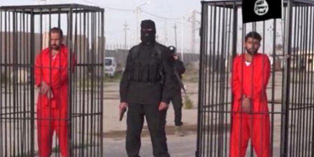 Irak: l'EI fait parader des peshmergas dans des