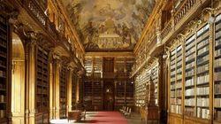 Découvrez la bibliothèque de Strahov, l'une des plus belles au monde