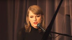 Pour l'anniversaire de son album, Taylor Swift a fait plaisir aux fans