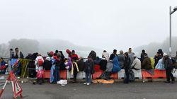 Migrants : Embouteillage à la frontière
