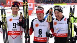 Alex Harvey remporte la médaille de bronze aux
