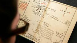 Une carte du «Seigneur des anneaux» en vente pour 121 000 dollars
