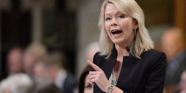 Candice Bergen entre dans la course pour devenir chef intérimaire du Parti
