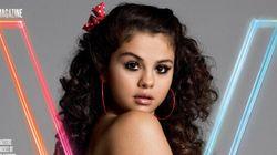 Selena Gomez, nue pour le magazine V
