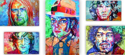 Vivir para pintar, pintar para