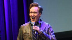 Conan O'Brien: enregistrement de son émission «Conan» à