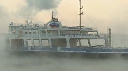 Le service de traverse Québec-Lévis