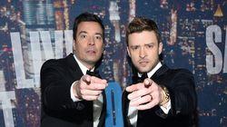 Jimmy Fallon et Justin Timberlake reviennent sur 40 années de SNL... dans un rap!