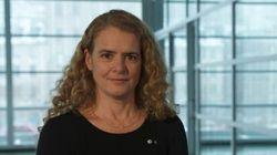 Radio-Canada: Julie Payette se joint à l'équipe de