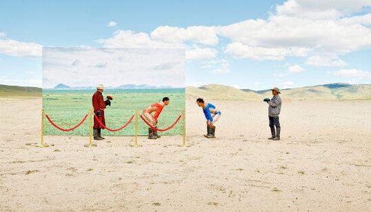 Et si la Mongolie devenait désertique?