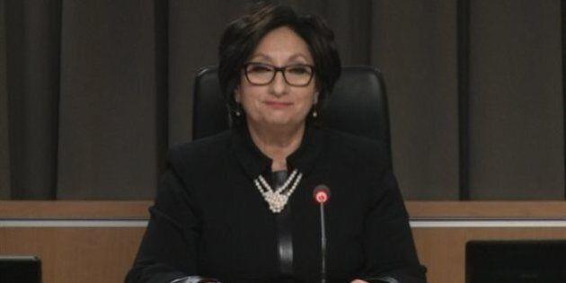 Le mandat de la Commission Charbonneau prolongé jusqu'au 30 novembre, confirme Stéphanie