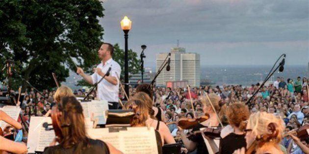 Orchestres en plein air: un exercice coûteux, mais