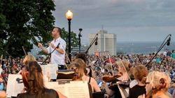 Orchestres en plein air: coûteux, mais