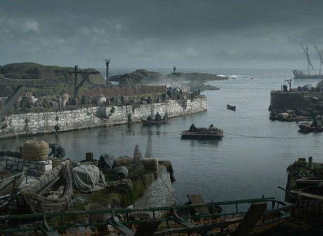 Game of Thrones: les Irlandais veulent garder le «mur de glace» pour en faire une attraction