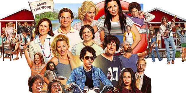 Wet Hot American Summer, la série Netflix délicieusement déjantée à ne pas rater cet été
