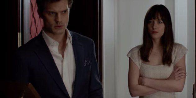 «Cinquante nuances de Grey»: les internautes imaginent la chambre rouge