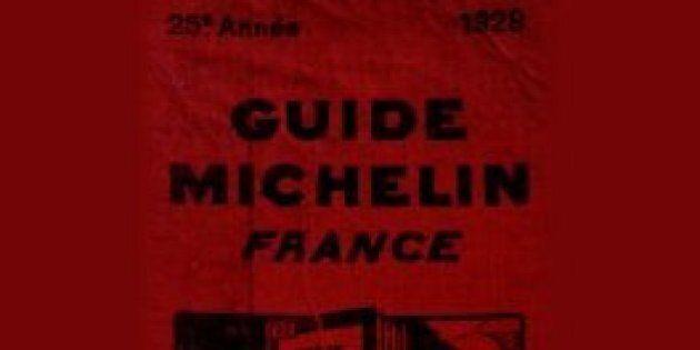 Un guide Michelin de 1900 adjugé à 31 000 dollars, nouveau record