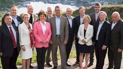 Les premiers ministres s'entendent sur l'énergie
