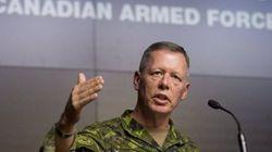 Vance prend les commandes des Forces canadiennes