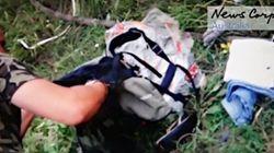 Écrasement du vol MH17 : une VIDÉO tournée par des soldats provoque