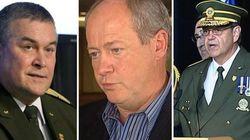 Cour du Québec: l'engorgement retarde le procès d'anciens haut-gradés de la