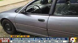 Un couple qui faisait l'amour dans sa voiture meurt