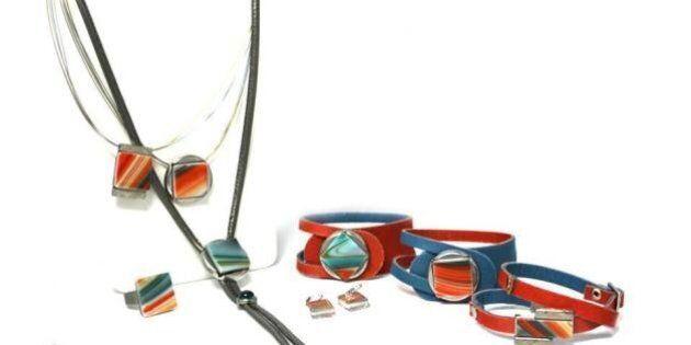 La designer Nancy Plourde a lancé une nouvelle collection de bijoux