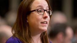 NPD: Alexandrine Latendresse ne se représentera pas aux prochaines
