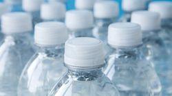 Les bouteilles d'eau visées par la consigne, confirme