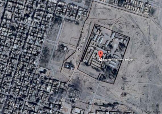 Voici pourquoi la prison de Palmyre, prise par le groupe État islamique, est l'une des plus dangereuses...