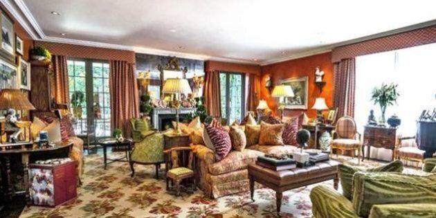 La maison de Brian Mulroney à Westmount trouve enfin