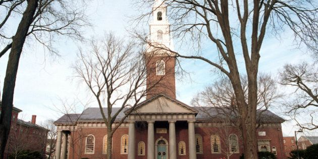 Harvard interdit les relations sexuelles entre étudiants et